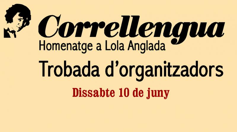 Trobada d'organitzadors del Correllengua 2017