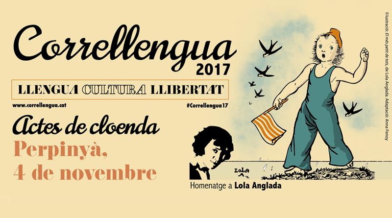 A la cloenda del Correllengua 2017 visitarem Elna