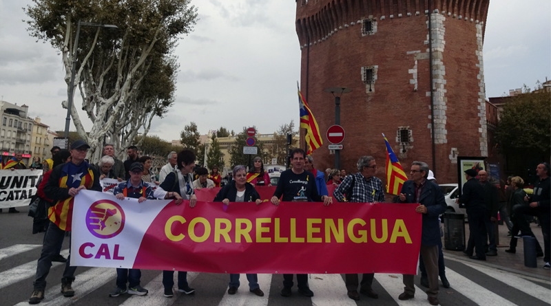 Cloenda del Correllengua 2017 i Diada de Catalunya Nord