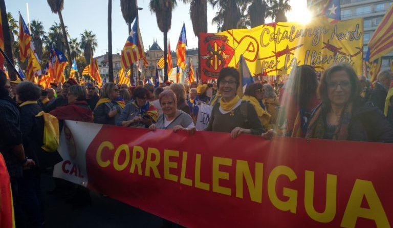 La fi del Correllengua i la Diada de Catalunya Nord es fusionen en una jornada històrica