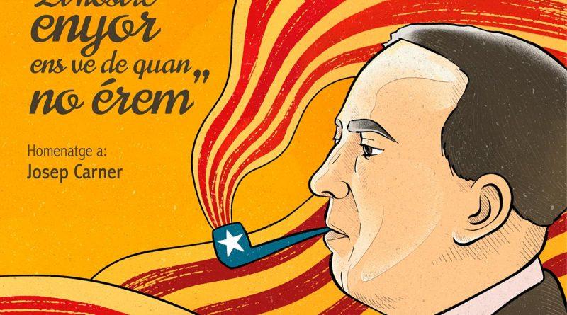 Arrenca el Correllengua 2020, que glossa la figura de Josep Carner