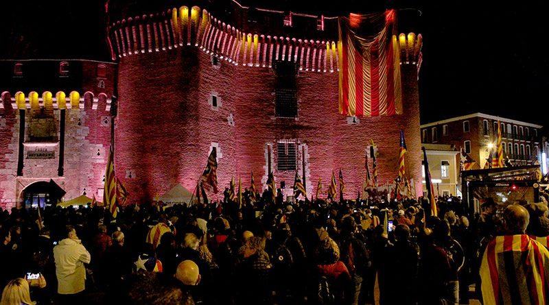 La cloenda del Correllengua i la Diada de la Catalunya Nord conflueixen en una jornada reivindicativa amb un clam unànime per la llibertat